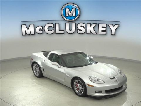Pre-Owned 2012 Chevrolet Corvette Z06