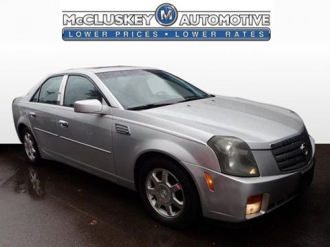 Stock# C92232RT 2003 Cadillac CTS Base RWD 4D Sedan