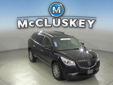 Certified Pre-Owned 2017 Buick Enclave Convenience Group