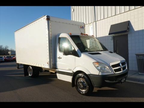 Pre-Owned 2008 Dodge Sprinter 3500 Base