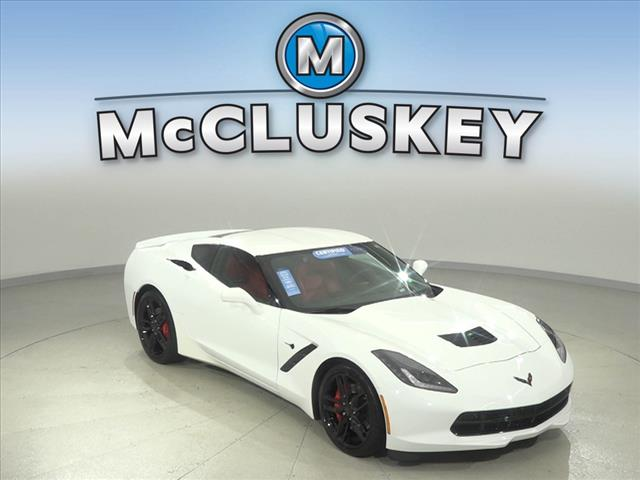 Certified Pre-Owned 2016 Chevrolet Corvette Stingray Z51
