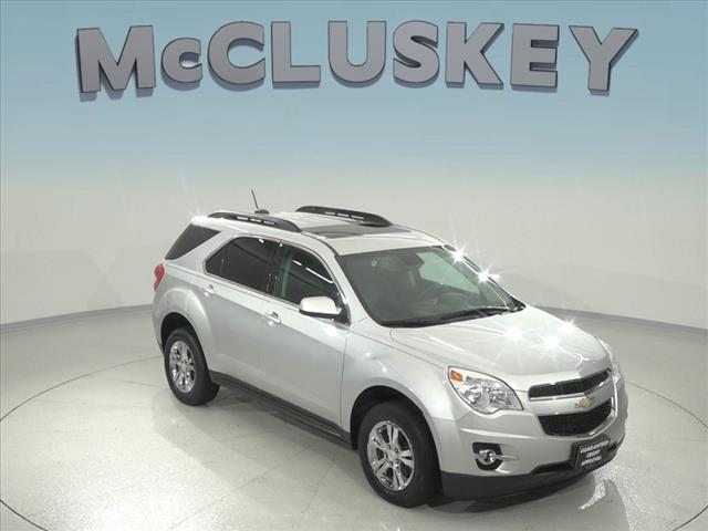 Pre Owned 2015 Chevrolet Equinox LT