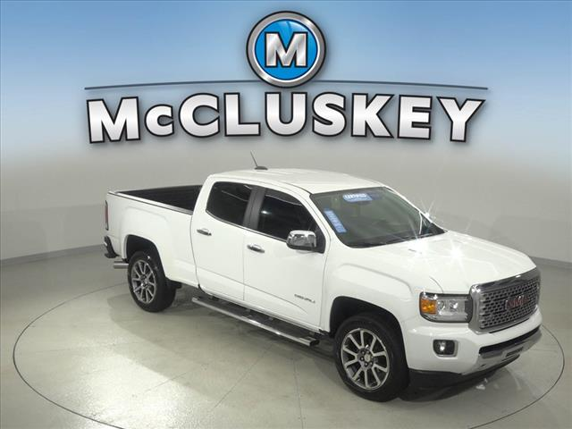 Certified Pre-Owned 2018 GMC Canyon Denali
