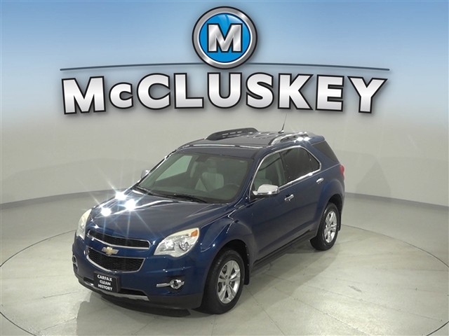 Pre-Owned 2010 Chevrolet Equinox LT