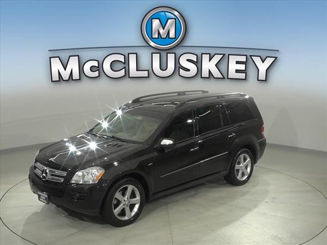 Pre-Owned 2009 Mercedes-Benz GL-Class GL 320