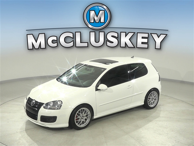 Pre-Owned 2009 Volkswagen GTI Base