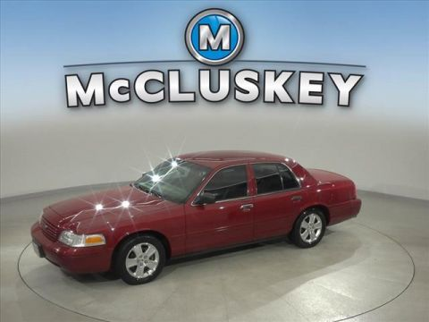 Pre-Owned 2003 Ford Crown Victoria LX
