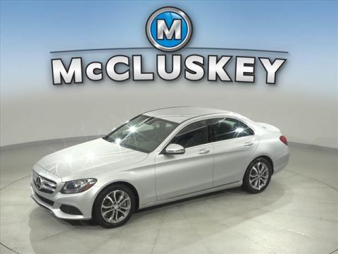 Pre-Owned 2016 Mercedes-Benz C-Class Sport