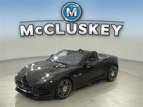 Pre-Owned 2018 Jaguar F-TYPE R